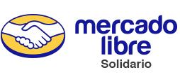 Logo Mercado Libre Solidario